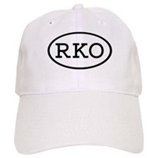 RKO Oval Baseball Cap