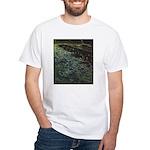 The Night Beach White T-Shirt