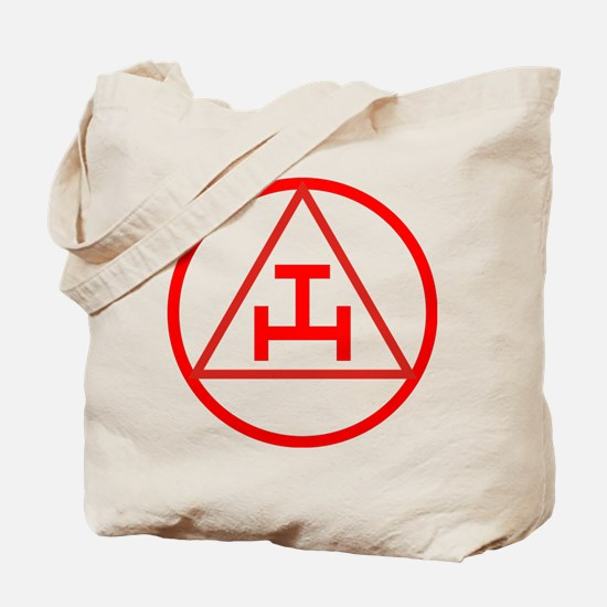 Royal Arch Mason Tote Bag