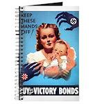 Buy War Bonds Journal