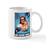 Buy War Bonds Mug