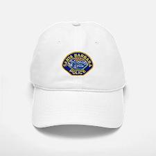 Santa Barbara PD Baseball Baseball Cap