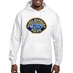 Santa Barbara PD Hooded Sweatshirt