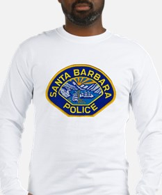 Santa Barbara PD Long Sleeve T-Shirt