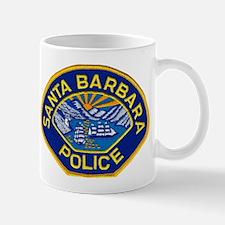 Santa Barbara PD Mug