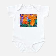Tip Toe n' Tulips Infant Bodysuit