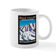 Bear Valley Resort - Mug