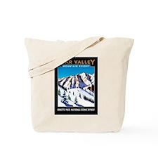 Bear Valley Resort - Tote Bag