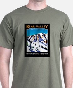 Bear Valley Resort - T-Shirt