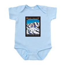 Bear Valley Resort - Infant Bodysuit