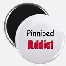 """Pinniped Addict 2.25"""" Magnet (10 pack)"""