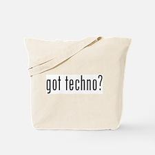 got techno? Tote Bag