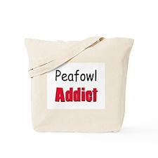 Peafowl Addict Tote Bag