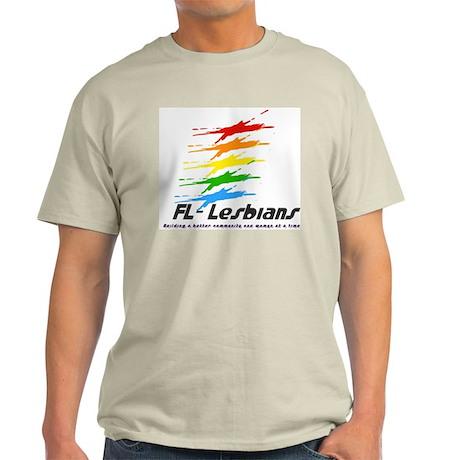 Florida Lesbians Online Light T-Shirt