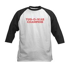 Retro Tug-o-war C.. (Red) Tee