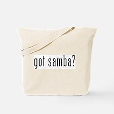 got samba? Tote Bag