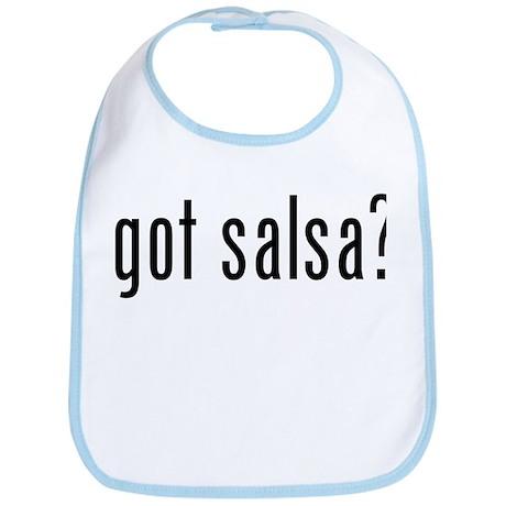 got salsa? Bib
