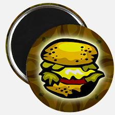 Cheeseburger T-shirt Magnet