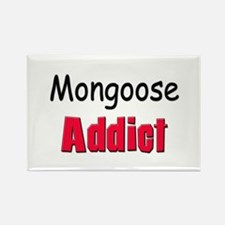 Mongoose Addict Rectangle Magnet