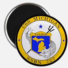 USS Michigan SSGN-727 Magnet