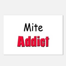 Mite Addict Postcards (Package of 8)