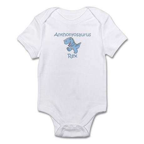 Anthonyosaurus Rex Infant Bodysuit