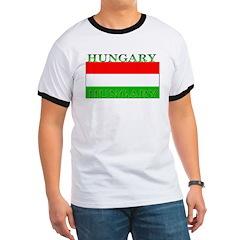 Hungary Hungarian Flag T