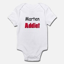 Marten Addict Infant Bodysuit