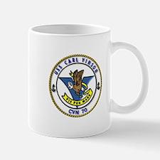 USS Carl Vinson CVN-70 Mug