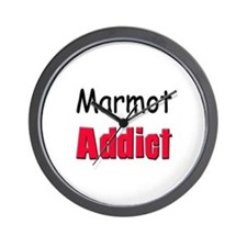 Marmot Addict Wall Clock