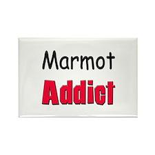 Marmot Addict Rectangle Magnet