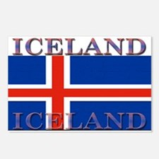 Iceland Postcards (Package of 8)