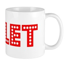 Retro Valet (Red) Mug