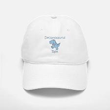 Declanosaurus Rex Baseball Baseball Cap