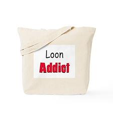 Loon Addict Tote Bag