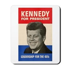 JFK '60 Mousepad