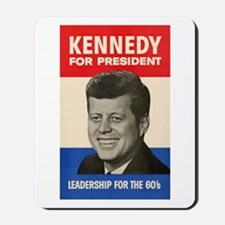 JFK '60 Mousepad