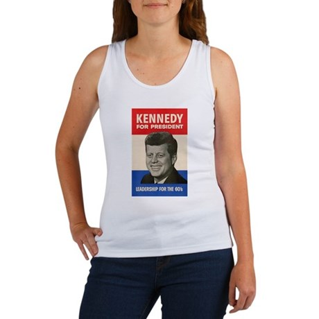 JFK '60 Women's Tank Top