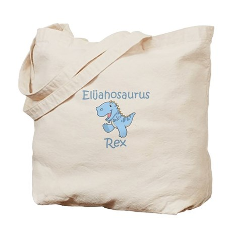 Elijahosaurus Rex Tote Bag