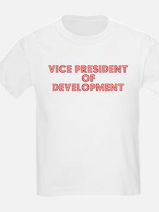 Retro Vice Presid.. (Red) T-Shirt