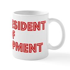 Retro Vice Presid.. (Red) Mug