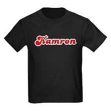 Retro Kamron (Red) T