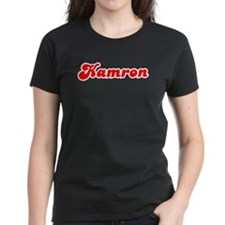 Retro Kamron (Red) Tee
