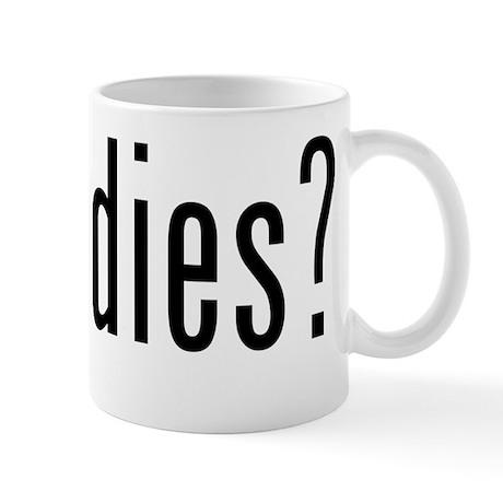 got oldies? Mug