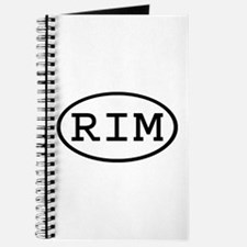 RIM Oval Journal