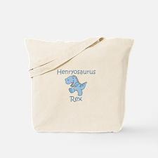 Henryosaurus Rex Tote Bag