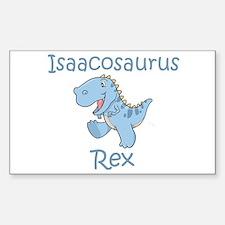 Isaacosaurus Rex Rectangle Decal