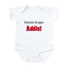 Komodo Dragon Addict Infant Bodysuit