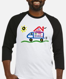 At Home on The Road Baseball Jersey
