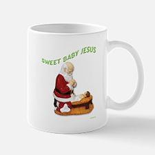 sweet baby jesus Mug